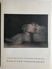 Alfred Kubin, Kubin, Perle und Tarockanien, Kunst,Fritz von Herzmanovsky-Orlando