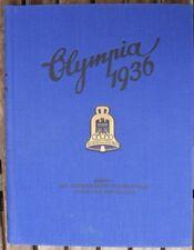 6816 ZigarettenBilder Album Olympia 36 Die Olympischen Spiele in Garmisch Band 1