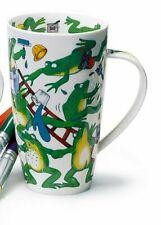 Dunoon Henley Troublemakers Frog Mug 600ml - Tea Or Coffee Mug New Gift Boxed