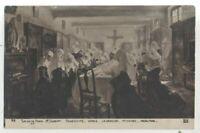 Salon de Paris : Silbert - Benedicite - ORIGINALE epoca non viaggiata cartolina