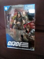In Hand GI Joe Classified Series Zartan Figure