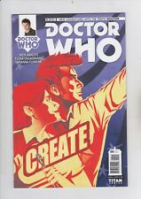 Titan Comics! Doctor Who: The Tenth Doctor! Issue 5!