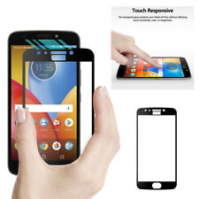 For Moto E4 Plus Scratch-Resistant Tempered Glass Screen Protector -Clear