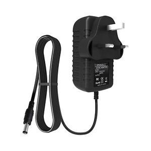 UK AC-DC Adaptor Power Supply for Humax HB-1100S Freesat Digital TV Receiver