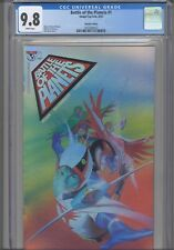 Battle of the Planets #1 2002 CGC 9.8 Top Cow-Image, Holofoil Cover by Alex Ross