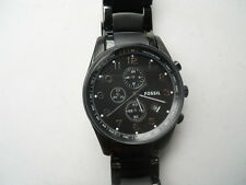 Fossil men's chronograph Analog,battery & water resistant dress watch.Fs-4760