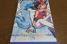 Yu-Gi-Oh! Zexal doujinshi Astral X Yuma anthology (A5 104pages) Masterpiece!