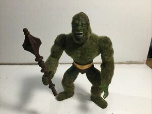Masters Of The Universe He Man Moss Man With Weapon Figure 1984 Mattel