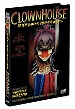 CLOWNHOUSE  (1988 ) **Dvd R2** Nathan Forrest Winters, Brian McHugh