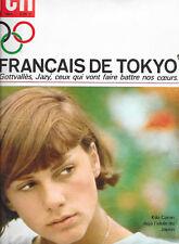 PARIS MATCH 3 octobre 1964 // JO de TOKYO // Jane FONDA à La FONTAINE-RICHARD