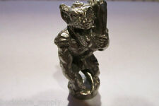 Pewter Gargoyle Figurine 2 1/4 inches Tall
