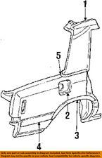 CHRYSLER OEM 84-85 LeBaron Exterior-Molding Trim Left 4318993