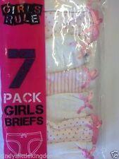 Unbranded Knickers Briefs/Underwear (2-16 Years) for Girls