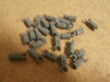 Lego ® 20x Bâton//Barres//tiges 4 L-Noir 30374-Brick Bar GBLACK