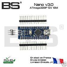 Arduino Nano V3 compatible CH340 Atmega328P 5V 16M ATmega 328P AVR STM32 Arduino