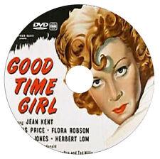 Good Time Girl, Crime Drama - Jean Kent, Dennis Price, Diana Dors  - 1948 - DVD