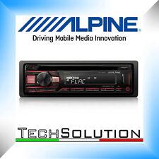 Alpine CDE-201R AUTORADIO STEREO CD USB AUX FLAC NOVITA' 2018