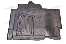Genuine Toyota Hilux Front Rubber Floor Mats W/Out Heater 11-14 PZ49KNP353RJ