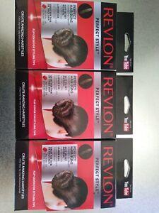 Revlon Perfect Style Brunette Sophist-O-Twist Set of 3