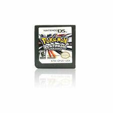 HOT Pokemon Platinum Version Game Card For Nintendo 3DS NDSI NDS NDSL Lite New