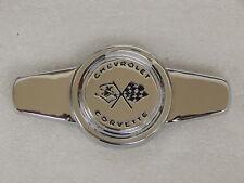 Original Rechromed GM 1956-62 Corvette Hub cap Spinner 3725239
