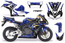 AMR Racing Graphic Kit Wrap Part Honda CBR1000 RR Street Bike 2006-2007 REAPER U