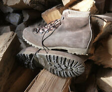 Vtg Dunham's Tyroleans 8M Men's ( 9.5, 10 Women's) Hiking Boots. Evc Italy-Made