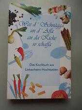 Was d' Schnägga un d' Affa an da Kiche schaffa Kochbuch Linkenheim-Hochstetten