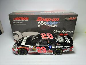 2004 Kevin Harvick #29 Snap-On / GM Goodwrench 1:24 NASCAR Action GM Dealers MIB