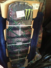 Monster Energy Harley Clifford OneThirtyNine (139) Liquid Force Wakeboard - NEW