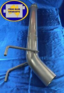 """3.0 """" MUFFLER ELIMINATOR PIPE FORD RANGER PK/PJ 2.5 & 3.0 ALSO MAZDA BT50"""