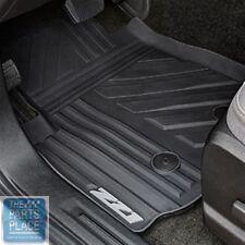 2015-17 Chevrolet Colorado Front Floor Mats - All Weather Z71 Logo - GM 22968487