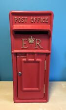 Wedding Replica Royal Mail Post Box Hire Nationwide- Red, Front Opening