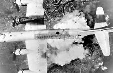 WW2 Picture Photo HIROSHIMA JAPAN B-29 ATOMIC BOMB DROP 2619