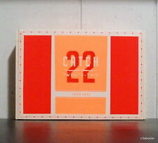 "Sale $5<>It's A Catch 22<>""Catch 22 (Twenty-Two)"" 6x52 Wooden Cigar Box"