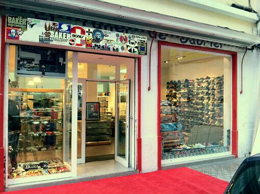 Stance Skateboard Shop Madrid