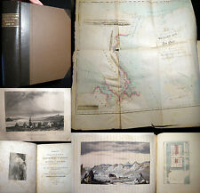 1835 ROSS NORTHWEST PASSAGE WITH MAPS PLANS ILLUSTRATIONS 1st ED