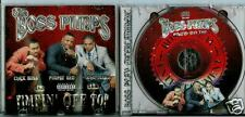 CD BOSS PIMPS PIMPIN' OFF TOP EXPLICIT RAP ~RARE!! $$$