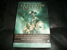 ROBERTO GENOVESI-LA LEGIONE OCCULTA DELL'IMPERO ROMANO-NEWTON-2010-PRIMA EDIZION