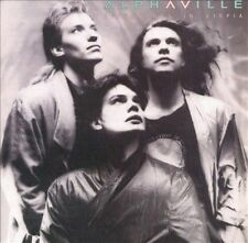 Alphaville AFTERNOONS IN UTOPIA CD German Pop Rock Synth