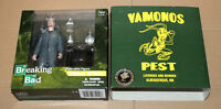 BREAKING BAD EXCLUSIVE Walter White Vamonos Pest Suit Mezco Action Figure