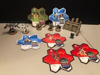 HEROSCAPE Syvaris Tarn Viking Warriors Miscellaneous Cards And Figures Parts