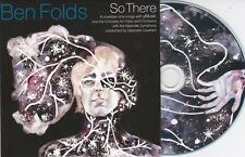 BEN FOLDS SO THERE RARE PROMO CD