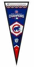 "Chicago Cubs 2016 World Series Championship Pennant - 13"" x 33"""