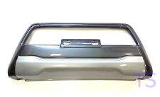 Gray+Silver Front Bumper Cover For Toyota Hilux Revo M70 M80 4x2 4x4 2.4 2.8