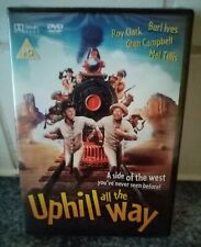 Uphill All The Way 1985 DVD Roy Clark & Glen Campbell - Brand NEW & Sealed