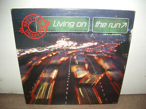 Special Delivery - Living On The Run 1981 US RARE LP FUNK