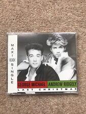 Wham / George Michael & Andrew Ridgely - Last Christmas Single Maxi-CD