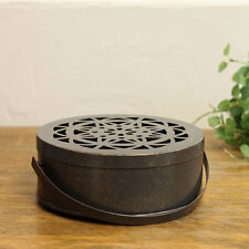 Mosquito Coil Case Holder Tin plate