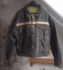 Pepe Jeans Company Woman's Reversible Denim Jacket Medium Vintage